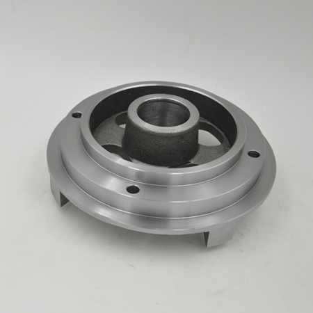 Custom Alloy Steel Investment Casting Mechanical Components Manufacturer